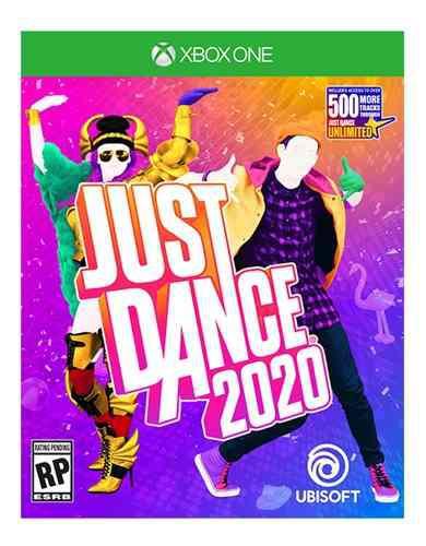 Just dance 2020 juego xbox one nuevo cd fisico original
