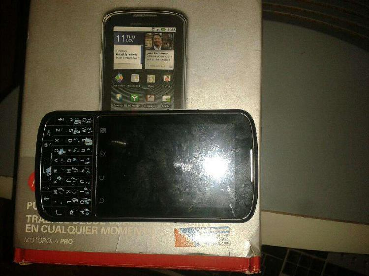 Motorola pro lote más 4 celulares