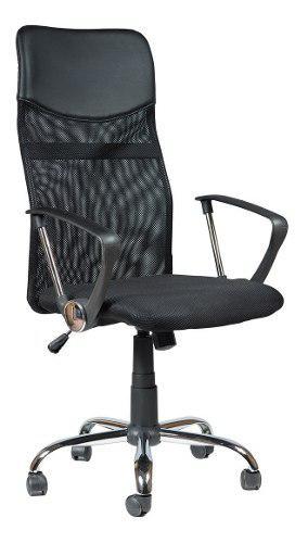 Silla oficina escritorio pc respaldo alto sillon ejecutivo
