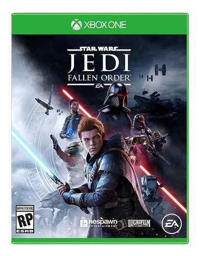 Star wars jedi fallen order juego xbox one nuevo cd fisico