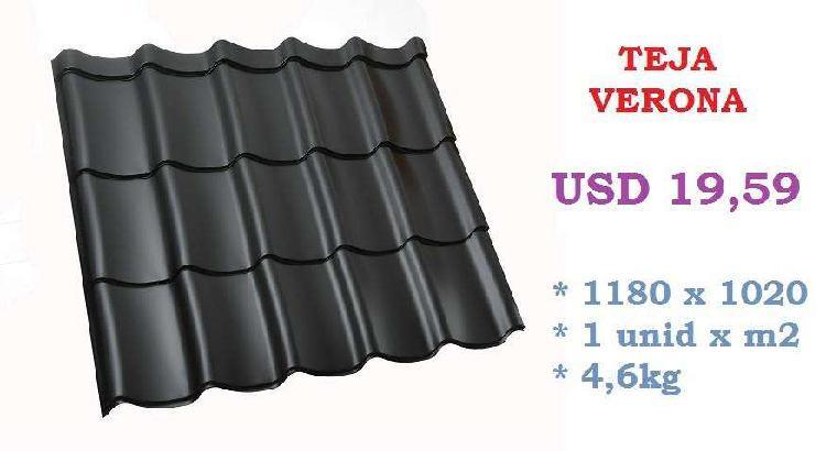 Chapa - tejado metalico