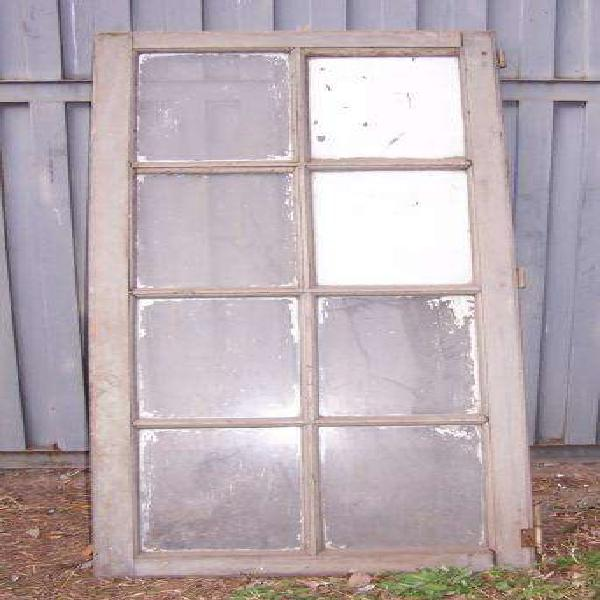 Hoja de ventana o puerta vidrio repartido