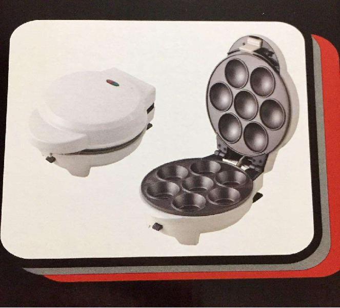 Provoletera eléctrica antiadherente, en caja original, sin