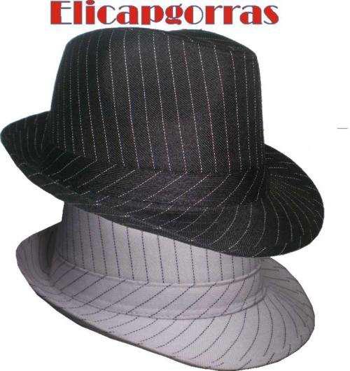 Sombreros tangueros,fungy y de vestir lisos en escoses moda