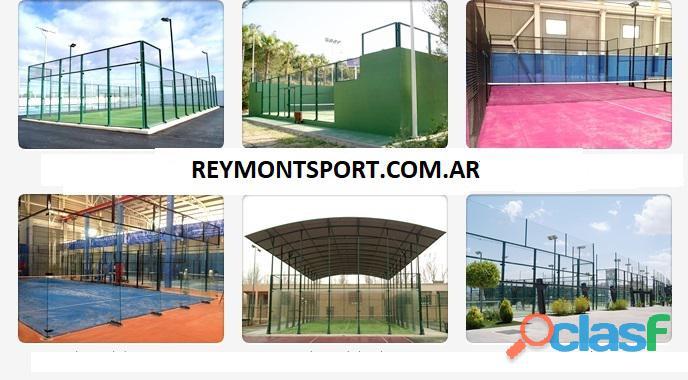 Soluciones deportivas reymontsport
