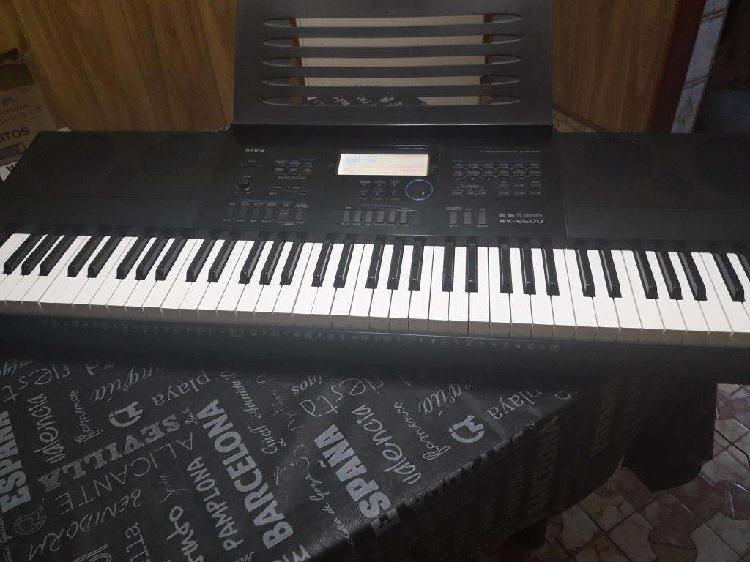 Casio wk - 6600 - profesional