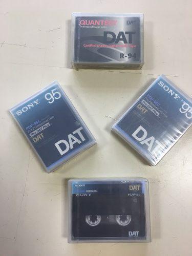 Cassette dat sony 95 pdp-95c profesional