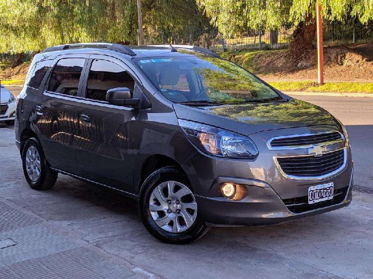 """Chevrolet spin 2014 – """"ltz - 5 asientos"""" 1.8 16v nafta"""