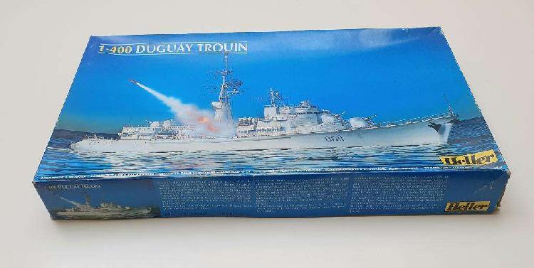 Duguay trouin heller barco