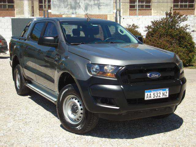 Ford ranger 2.2 xl 4x2 doble cabina 2016