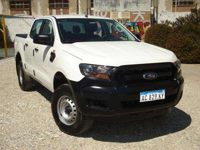 Ford ranger 2.5 xl 4x2 doble cabina 2018