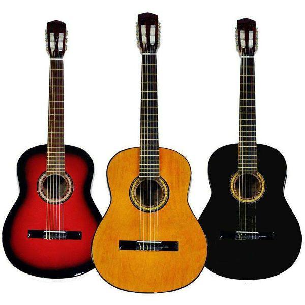 Guitarras criollas de estudio a estrenar, la plata!!!