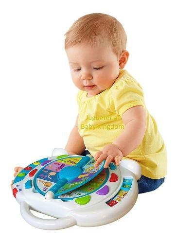 Libro musical didáctico bebe niño + 200 actividades nuevo