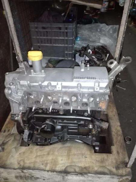 Motor renault1.6 8v k7m mod. 2018 - completo nafta sandero,