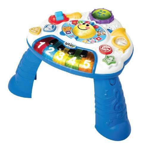 Mesa de actividades bebe baby einstein juguete musical