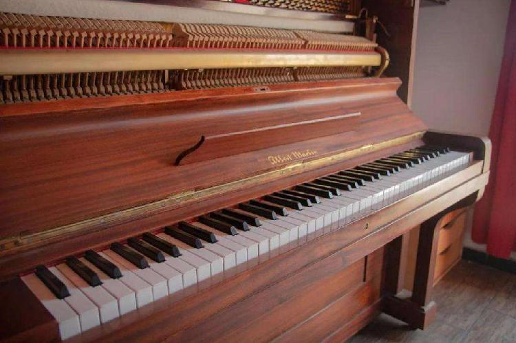 Piano vertical alemán albert marben