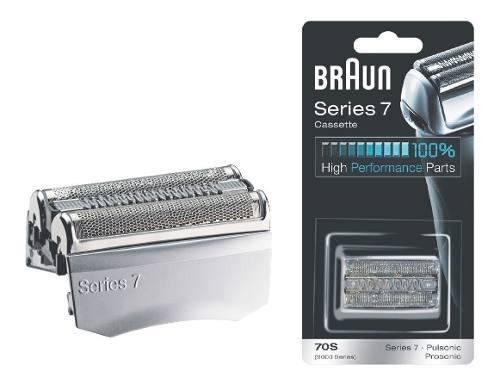 Repuesto afeitadora braun 70s foil cuchilla serie 7 7840 720