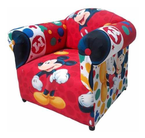 Sillon infantil disney minnie/mickey/cars y más modelos