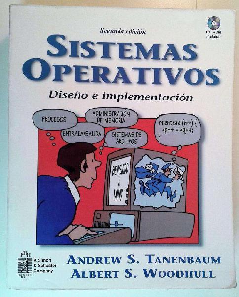Sistemas operativos tanenbaum woodhull 2a ed cdroom