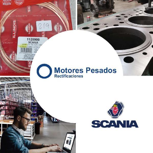 Suplemento de Camisa - Arandela de compensación - Scania