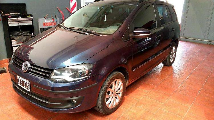 Volkswagen suran1.6 highline i-motion caja automatica 6