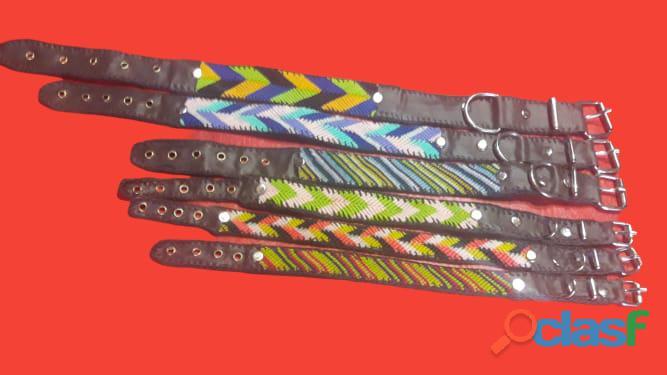 Atelier de Mascotas, collares artesanales 1