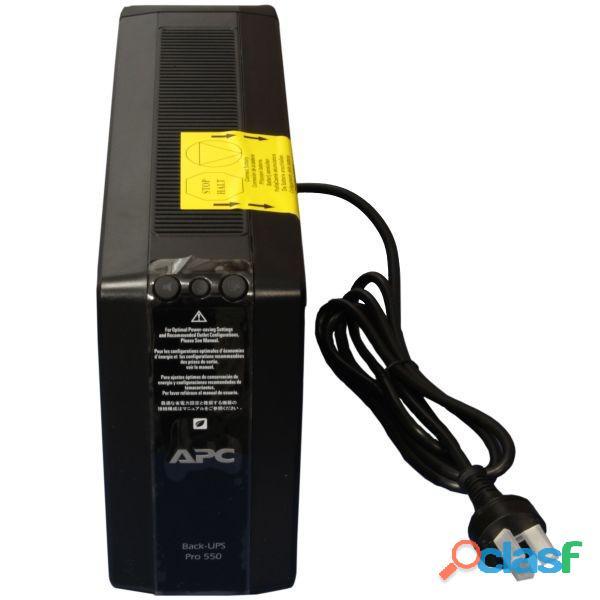 UPS APC. Batería de respaldo. BR550G AR. NUEVAS C/GARANTIA. ENVIO GRATIS EN ROSARIO Y MAS. ENVIOS!