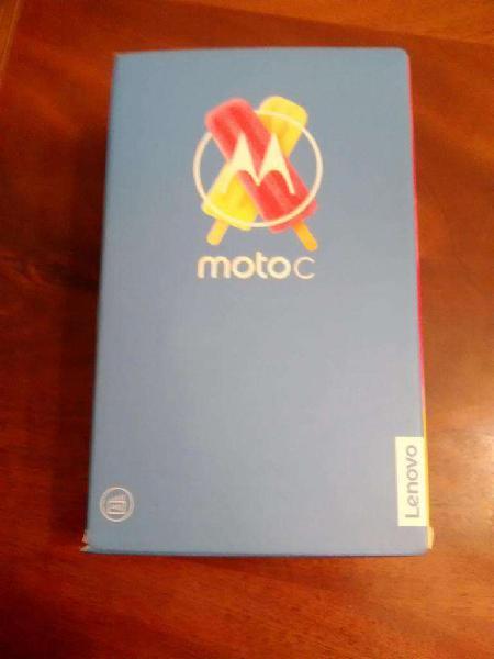 Motorola moto c completo