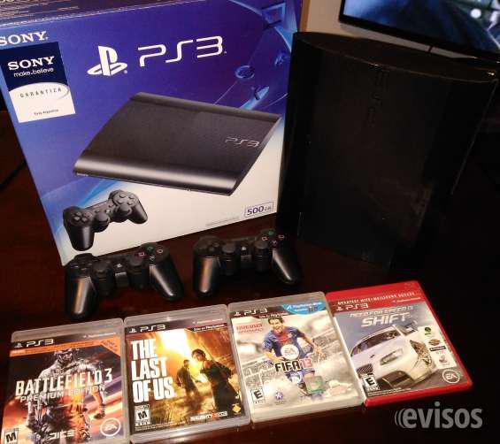 Playstation 3 500 gb en Allen