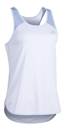 Remera topper t-shirt sm wmns trng light running mujer