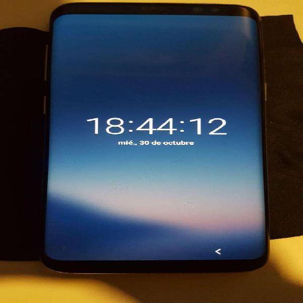 Samsung Galaxy S8 liberado excelente estado