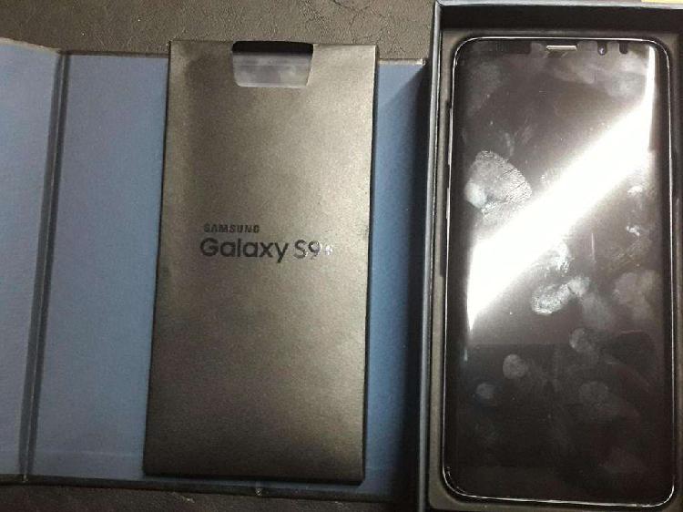 Samsung galaxy s9 plus (libre de fabrica) 128 gb