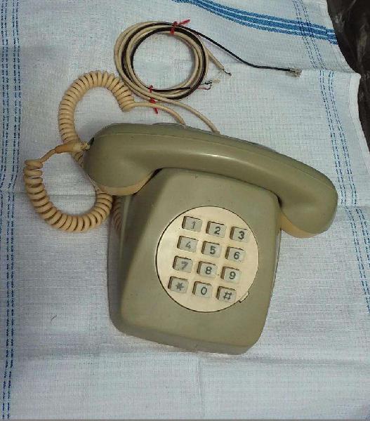 Teléfono entel retro. a botones.