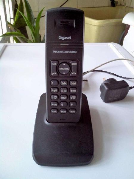 Teléfono Inalambrico Gigaset Ac620 Batería Recargable