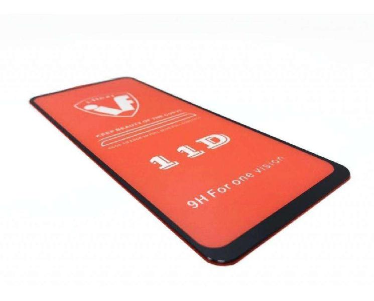 Vidrio Templado Glass Full Cover GLUE Motorola Moto ONE