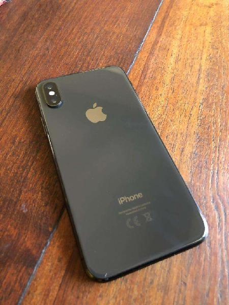 Iphone x 64 gb sin detalles