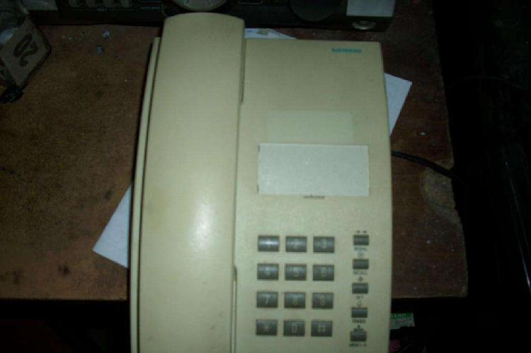 Vendo telefono siemens para linea fijas