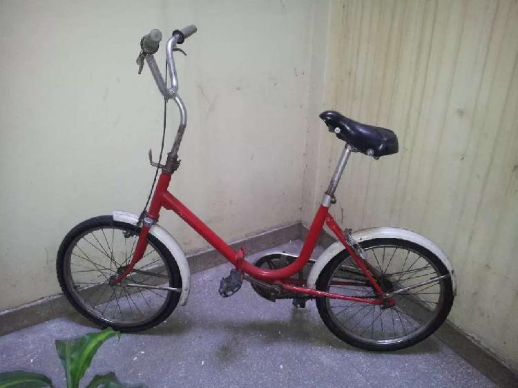 Bicicleta aurorita original de los años 70 para arreglar
