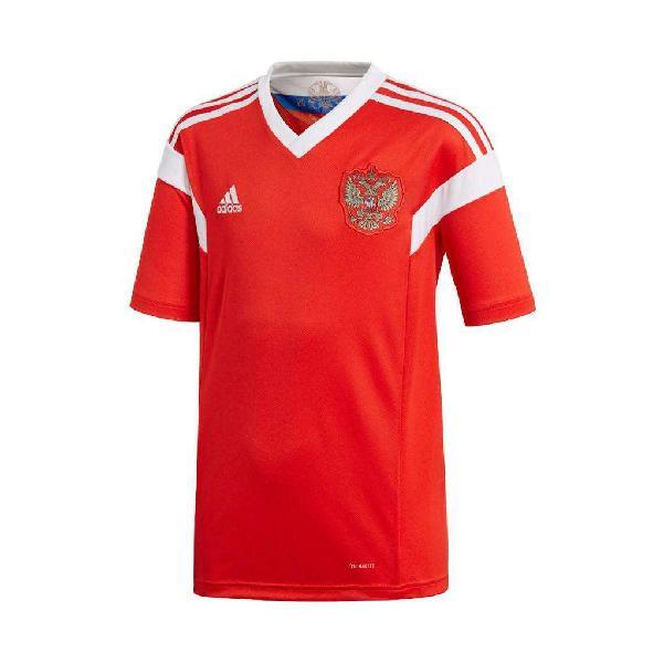Camiseta sel. de rusia mundial rusia 2018 original y nueva..