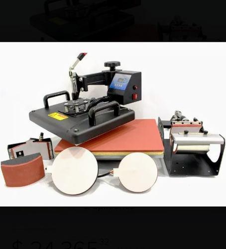 Combo Máquinas Sublimadoras Y Accesorios + Impresora Epson