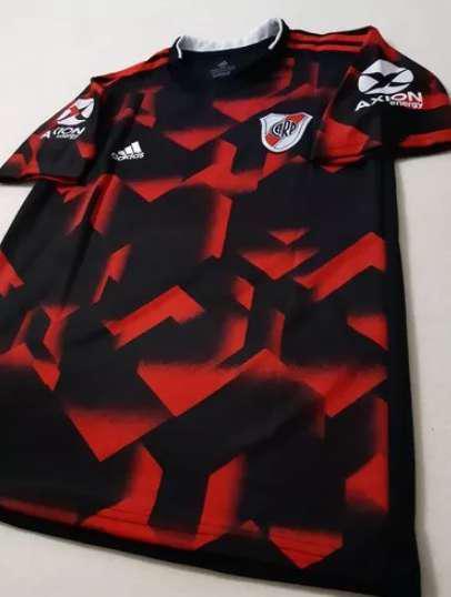 Nueva camiseta river plate negra 2019