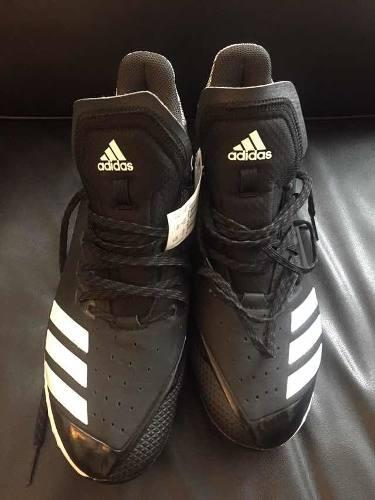 Zapatos de béisbol y softbol adidas tipo tacos talla 11