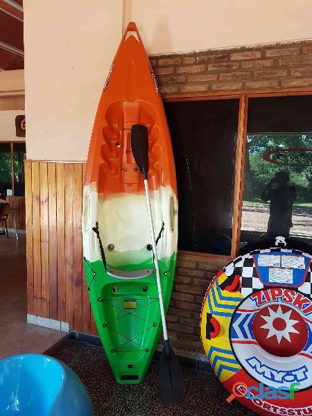 Kayaks Simples y Dobles 1