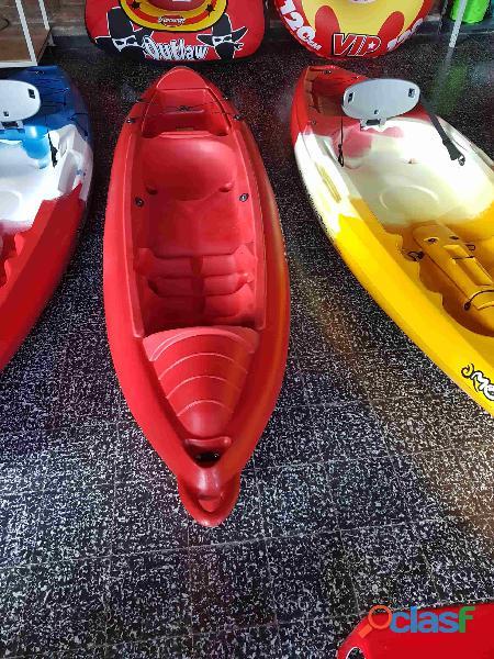 Kayaks Simples y Dobles 3