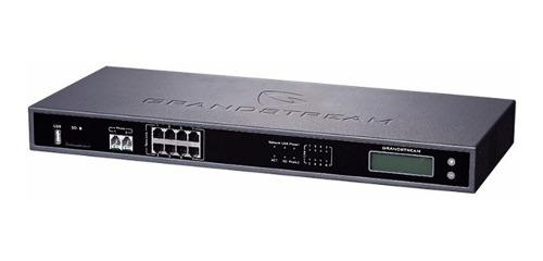 Central ip pbx grandstrean ucm6208 800 usuarios 100 llamadas