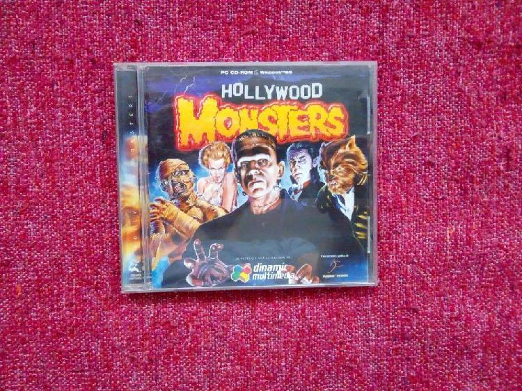 Hollywood monsters (juego de pc)