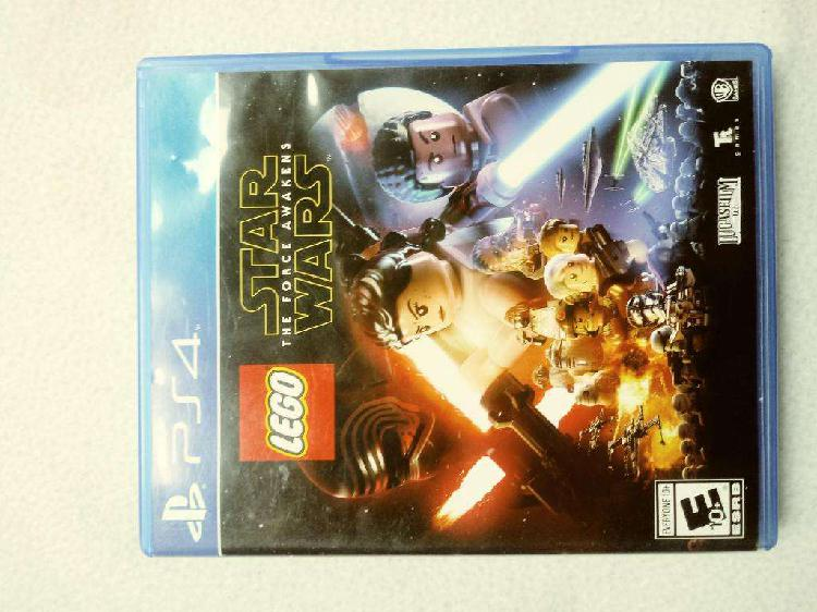 Lego star wars ps4 the force awakens