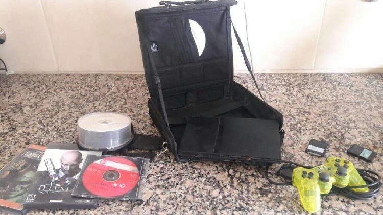 Playstation 2 usada marca sony