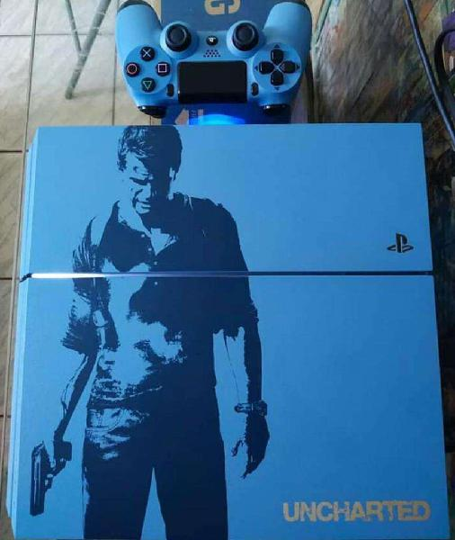 Ps4 edision uncharted