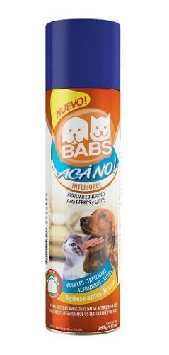 Repelente para perros y gatos (interior)aca no aerosol 440ml